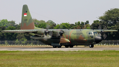 A-1330 - Lockheed C-130H Hercules - Indonesia - Air Force