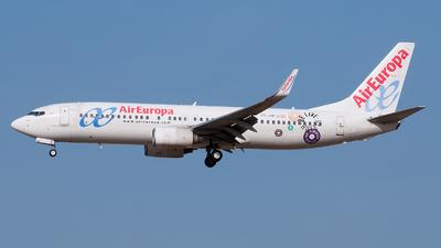 A picture of ECJAP - Boeing 73785P - [33971] - © Julian Mittnacht