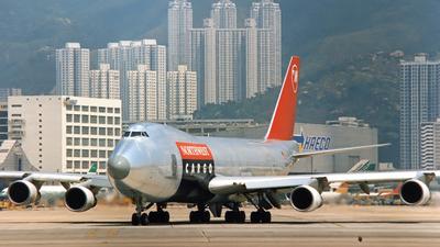 N639US - Boeing 747-251F(SCD) - Northwest Cargo