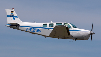 D-EBBN - Beechcraft A36 Bonanza - Private