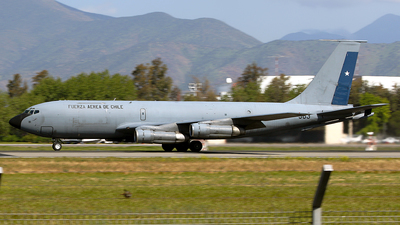 983 - Boeing KC-135E Stratotanker - Chile - Air Force