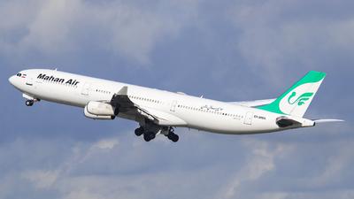 A picture of EPMMA - Airbus A340311 - Mahan Air - © Biwa_Hayahide