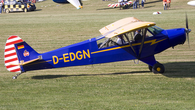 D-EDGN - Piper L-18C Super Cub - Private