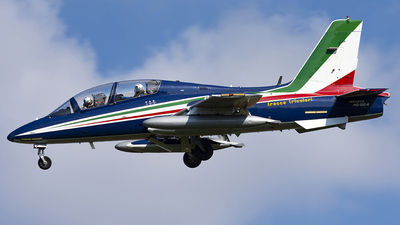 MM54547 - Aermacchi MB-339PAN - Italy - Air Force