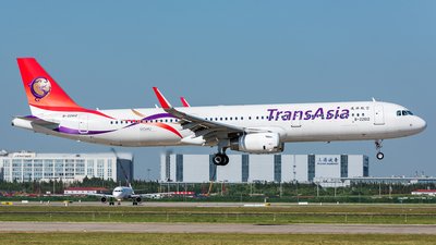 B-22612 - Airbus A321-231 - TransAsia Airways