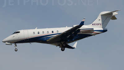 N533FX - Bombardier BD-100-1A10 Challenger 300 - FlexJet