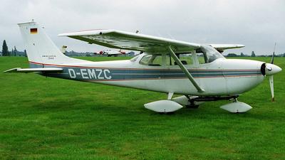 D-EMZC - Reims-Cessna FR172G Rocket - Private