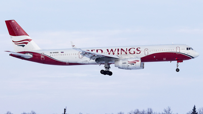 RA-64020 - Tupolev Tu-204-100 - Red Wings