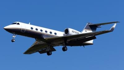 N232ZK - Gulfstream G400 - Private