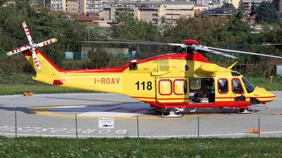 A picture of IROAV - AgustaWestland AW139 - Babcock MCS Italia - © Andrea Crosa