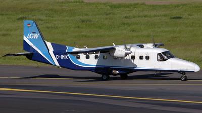D-IMIK - Dornier Do-228-200 - LGW Luftfahrtgesellschaft Walter