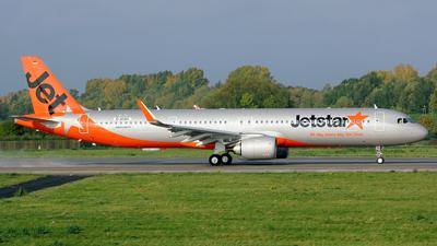 D-AYAV - Airbus A321-251NX - Jetstar Japan Airlines