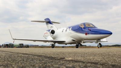 JA10HJ - Honda HA-420 HondaJet Elite - Private