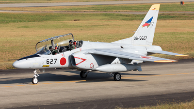 06-5627 - Kawasaki T-4 - Japan - Air Self Defence Force (JASDF)