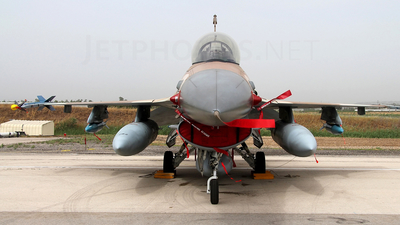 384 - General Dynamics F-16C Barak   - Israel - Air Force