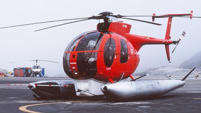 TF-FIM - Hughes 369D - GLACE - Greenlandair Charter