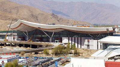 ZULS - Airport - Terminal