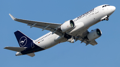 D-AINP - Airbus A320-271N - Lufthansa