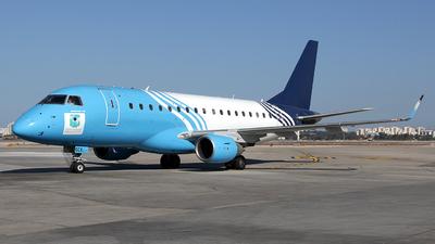 SU-GCX - Embraer 170-100LR - EgyptAir Express