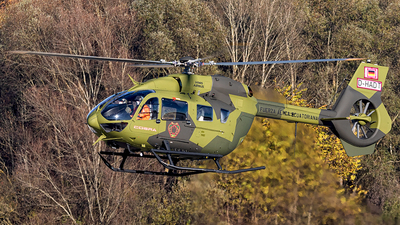 D-HADT - Airbus Helicopters H145 - Ecuador - Air Force