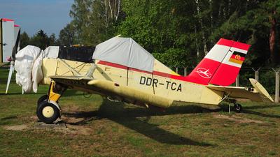 DDR-TCA - PZL-Mielec 106A Kruk - Interflug