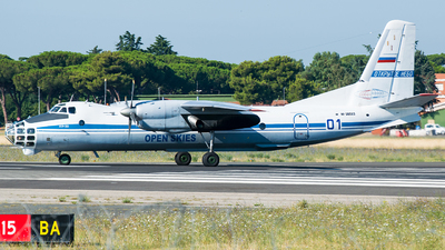 RF-30083 - Antonov An-30 - Russia - Air Force
