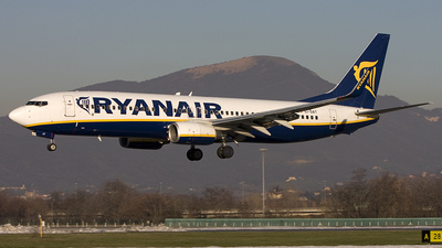EI-DAT - Boeing 737-8AS - Ryanair