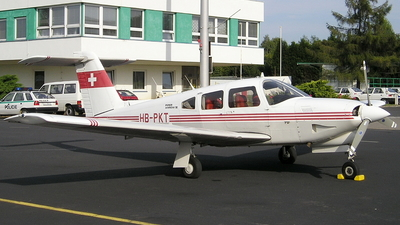 A picture of HBPKT - Piper PA28RT201T - [28R8031129] - © Václav Kudela
