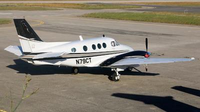 N79CT - Beechcraft E90 King Air - Private