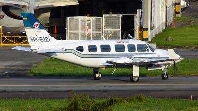 HK-5121 - Piper PA-31-350 Navajo Chieftain - AeroPaca