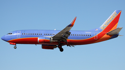 N618WN - Boeing 737-3H4 - Southwest Airlines