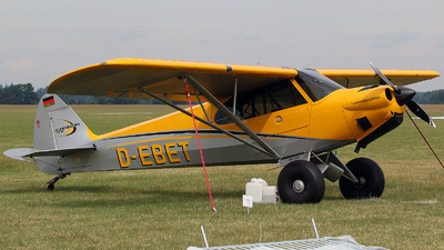 D-EBET - Cub Crafters CC-11-160 Carbon Cub SS - Private