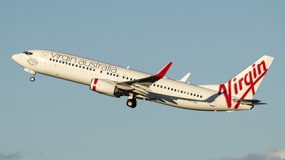 VH-YIW - Boeing 737-8FE - Virgin Australia Airlines