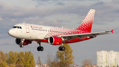 A picture of VQBCO - Airbus A319111 - Rossiya - © Lera Kiame
