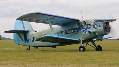 SP-AMN - PZL-Mielec An-2 - Aero Club - Leszczyñski