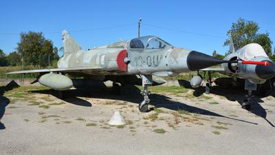 526 - Dassault Mirage 3E - France - Air Force