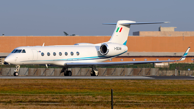I-SEAM - Gulfstream G550 - Private
