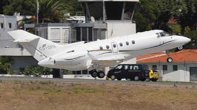 A picture of CSDPA - Hawker 900XP -  - © Thomas A. Ferreira