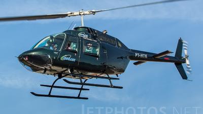 PT-HTK - Bell 206B JetRanger III - Avalon Táxi Aéreo