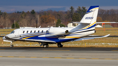 N990H - Cessna 680 Citation Sovereign - Private