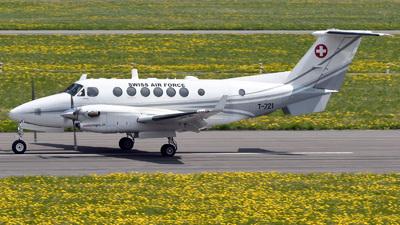 T-721 - Beechcraft B300C King Air 350C - Switzerland - Air Force