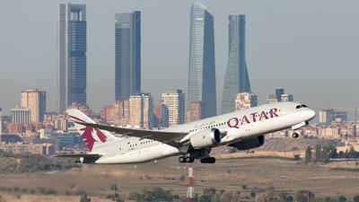 A7-BCL - Boeing 787-8 Dreamliner - Qatar Airways