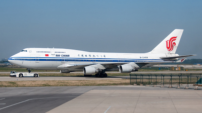 B-2468 - Boeing 747-4J6(M) - Air China