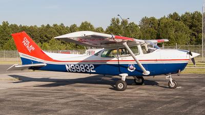 A picture of N99832 - Cessna 172P Skyhawk - Civil Air Patrol - © Ksavspotter