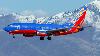 N278WN - Boeing 737-7H4 - Southwest Airlines