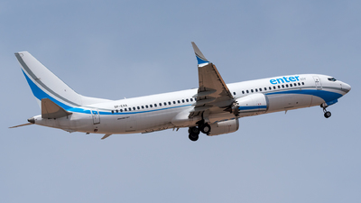 A picture of SPEXA - Boeing 737 MAX 8 - Enter Air - © Besay Cabrera