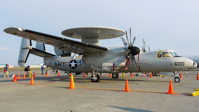 168989 - Grumman E-2D Advanced Hawkeye - United States - US Navy (USN)