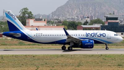 A picture of VTIZI - Airbus A320271N - IndiGo - © Rohan Paliwal
