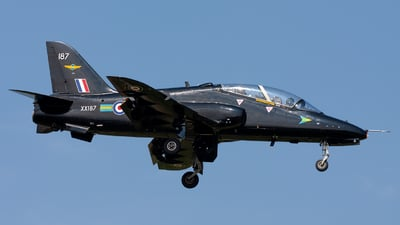 XX187 - British Aerospace Hawk T.1A - United Kingdom - Royal Air Force (RAF)