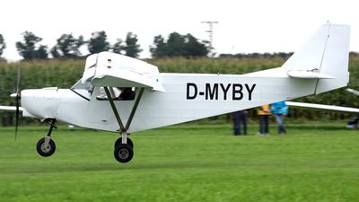 D-MYBY - Zenair STOL CH 701 - Private